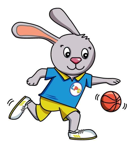 basketball bunny 1